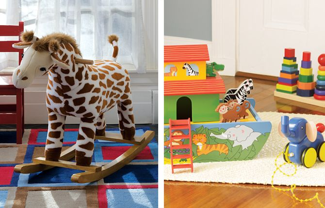 How to Organize a Playroom Without Losing the Fun