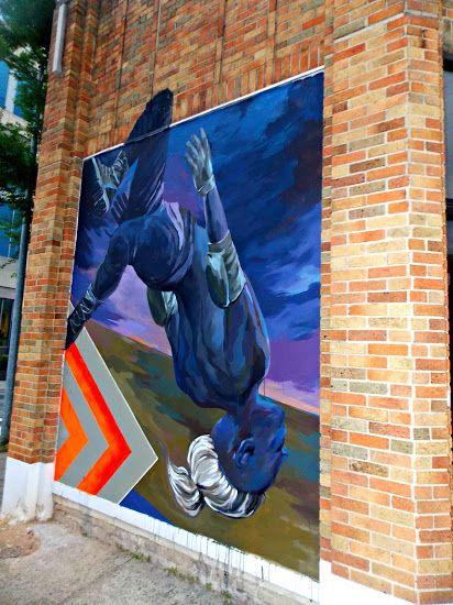 Around Roanoke, VA (A Daily Photo Blog): Monday Murals - Raleigh