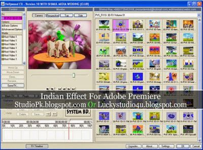 Indian Effect For Adobe Premiere Free Download