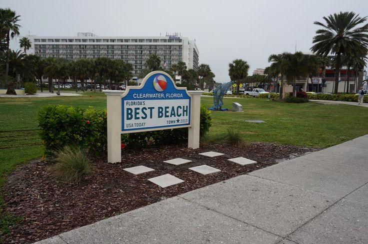 Clearwater Beach Best Beach 2013 Florida.