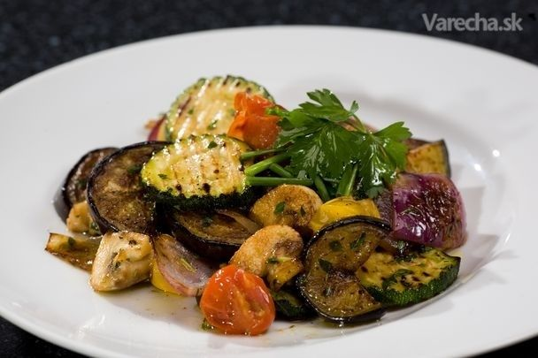 Grilovaná zelenina