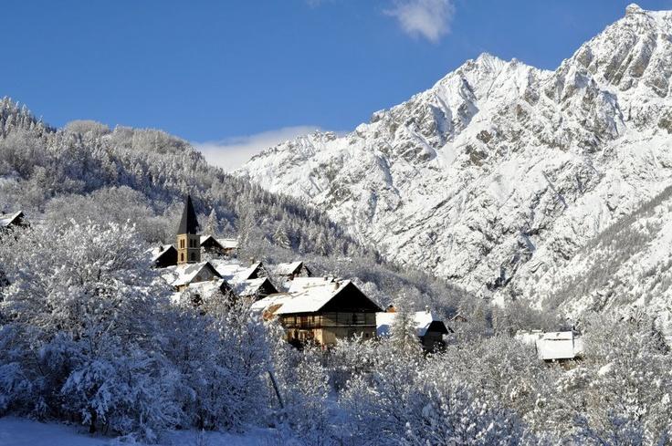 Puy Saint Vincent, France