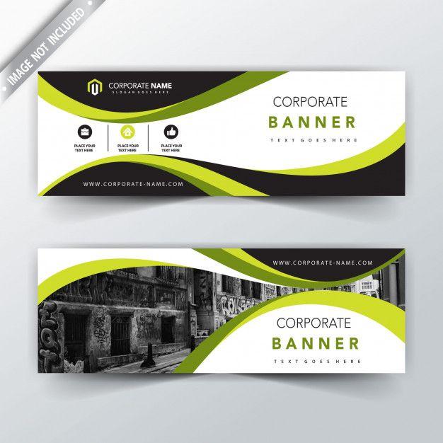 Pin By Vector Kh On News Banner Design Inspiration Header Banner