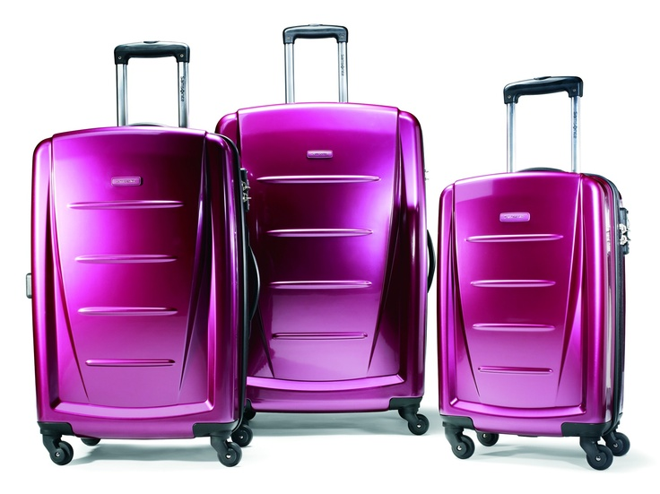 7 best Samsonite - I was WAY off! images on Pinterest | Luggage ...