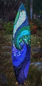 Mosaic Glass Surfboards