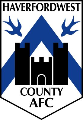 HAVERFORDWEST COUNTY AFC  - HAVERFORDWEST  wales