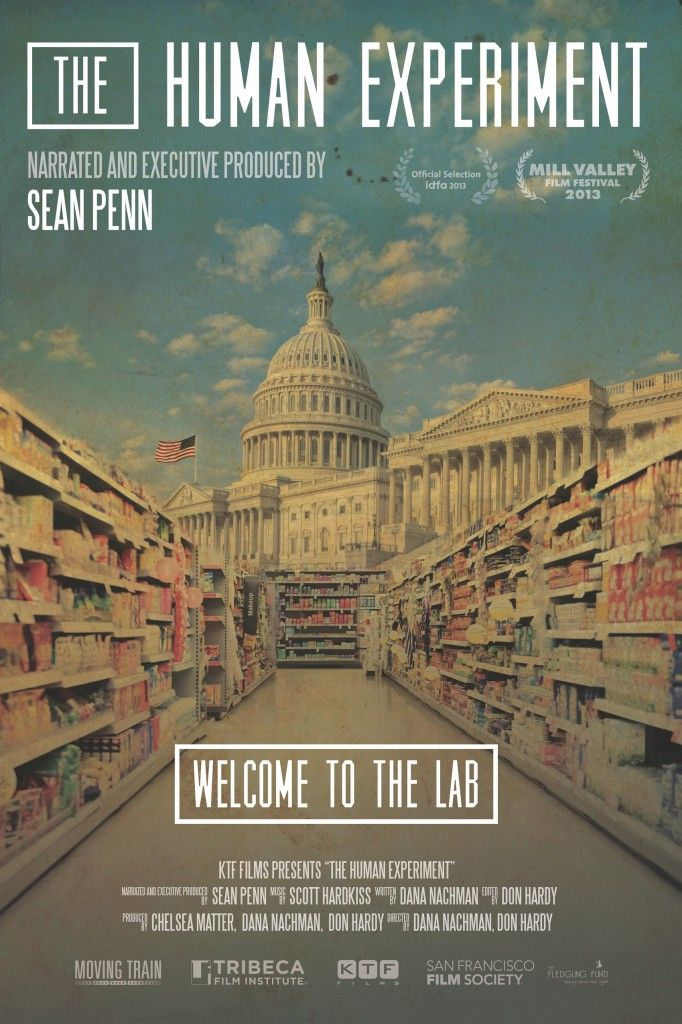 """""""The Human Experiment""""  4.5/5 Documentary - A Sean Penn Film Exploring Toxic Chemicals in Household Products"""
