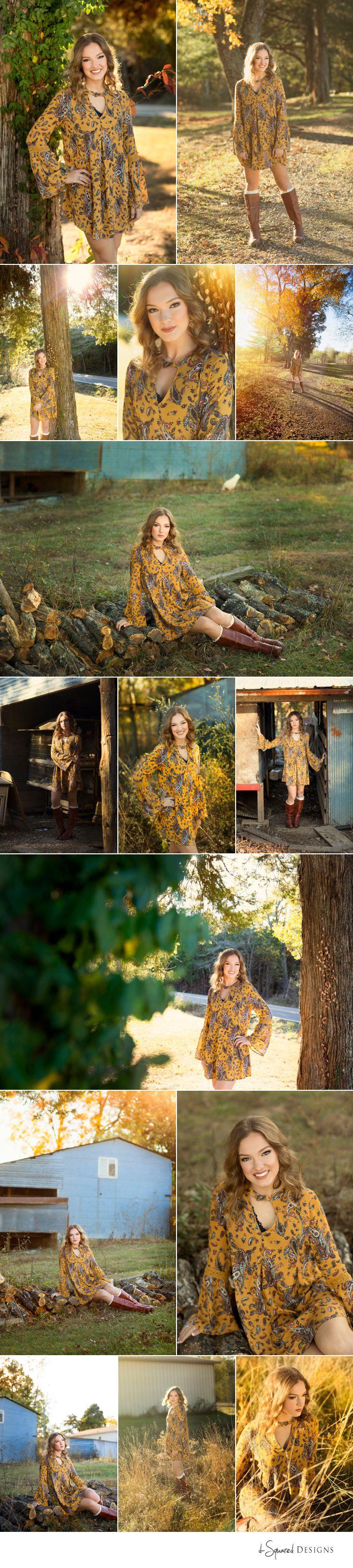 Mallory | St. Louis, MO Senior Photography | dsqdesigns.com