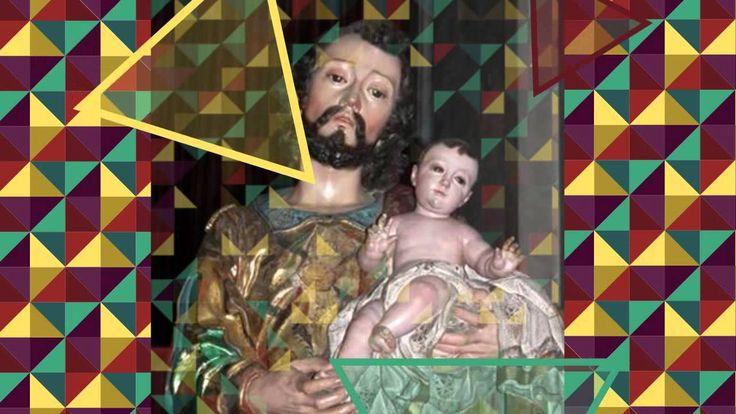 Video de esculturas guatemaltecas del siglo XVI