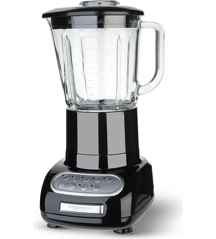 KITCHENAID - Artisan blender onyx black | Selfridges.com