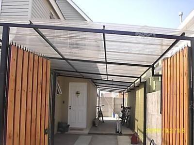 Soldadura la serena rejas portones cobertizos estructuras for Cobertizos de casas