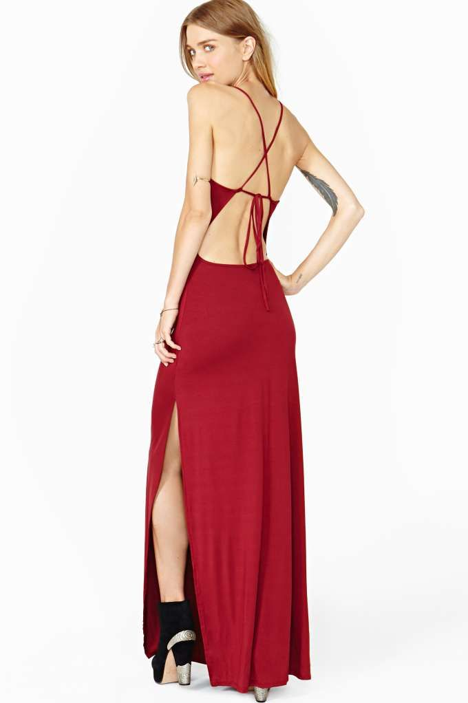 Love Ballad Maxi Dress | Shop Clothes at Nasty Gal