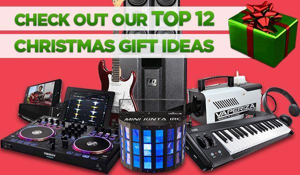 Top 12 Christmas shopping ideas from djcity.com.au (http://blog.djcity.com.au/dj-citys-top-12-christmas-gift-ideas/)