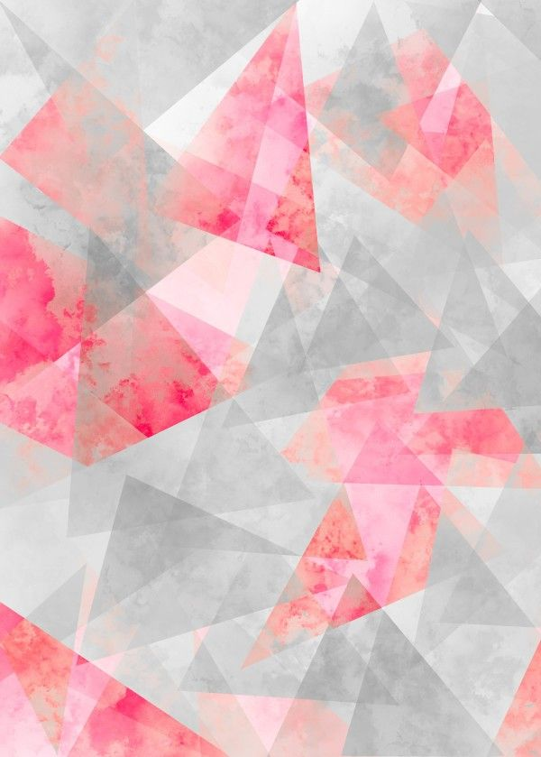 """""""Abstract Geometric Pattern"""" metal poster by Larisa Siverina #pattern"""