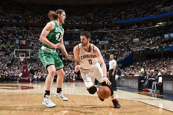 Kevin Love opts out of contract with Cavs - Hudson Hub