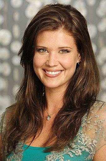 Sarah Lancaster-my daughter had the privilege of meeting her while working on a film with her.