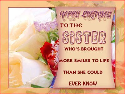 Best 25+ Happy birthday sister cards ideas on Pinterest Happy - birthday greetings download free