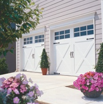 Cottage Style Doors Kathyskottage Pinterest Garage