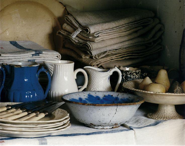ceramics & linens
