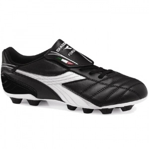 SALE - Diadora Forza Soccer Cleats Kids Black Synthetic - Was $36.99 - SAVE $5.00. BUY Now - ONLY $31.99