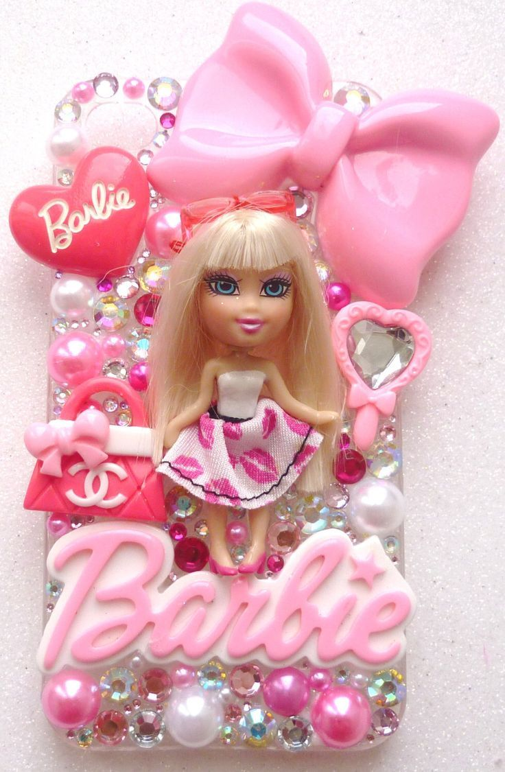 130 best barbie and bratz images on pinterest barbie - Telephone barbie ...