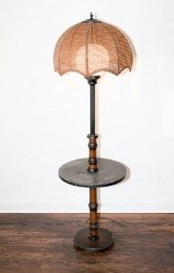 Best  End Table With Lamp Ideas On Pinterest Side Tables - Floor lamps with tables