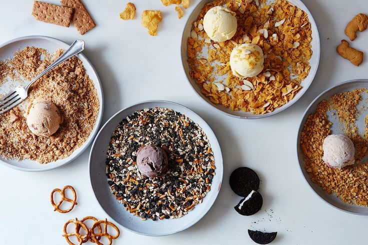 What's Better than Fried Ice Cream, with No Frying Involved? on Food52
