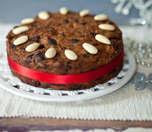 Healthy Chef Xmas Cake