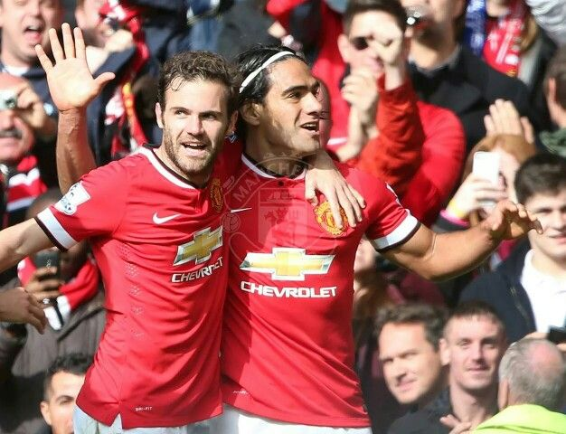 1st for Falcao