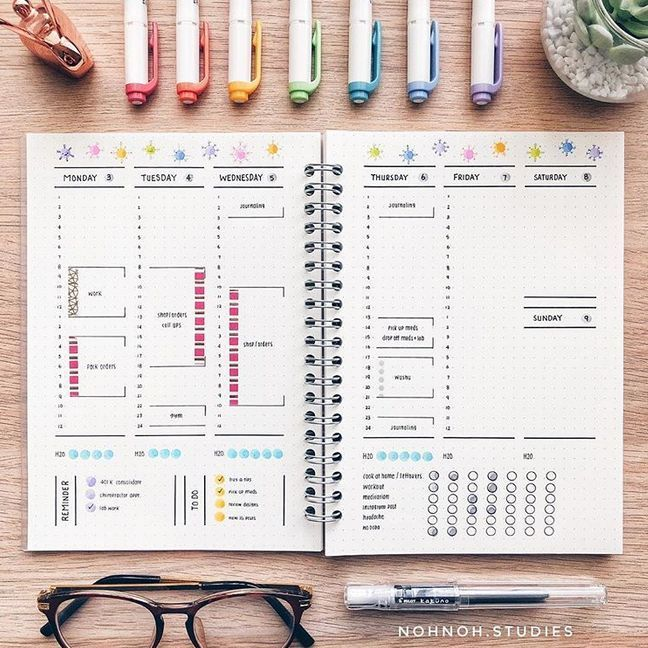 Top 10 Bullet Journal Instagram Accounts I Can't Get Enough Of