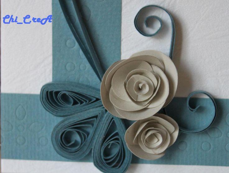 Quilling - decorazioni -Home Made-