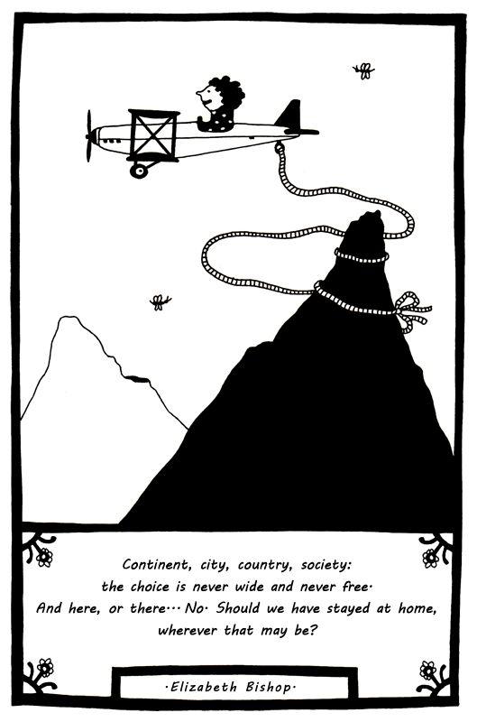 87 best Elizabeth Bishop poems illustrated images on