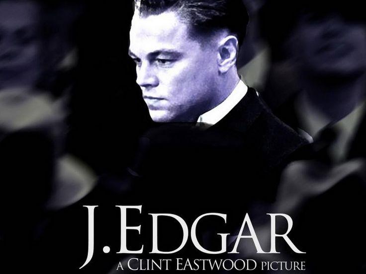 Image result for j. edgar clint eastwood poster