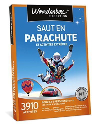 saut en parachute box