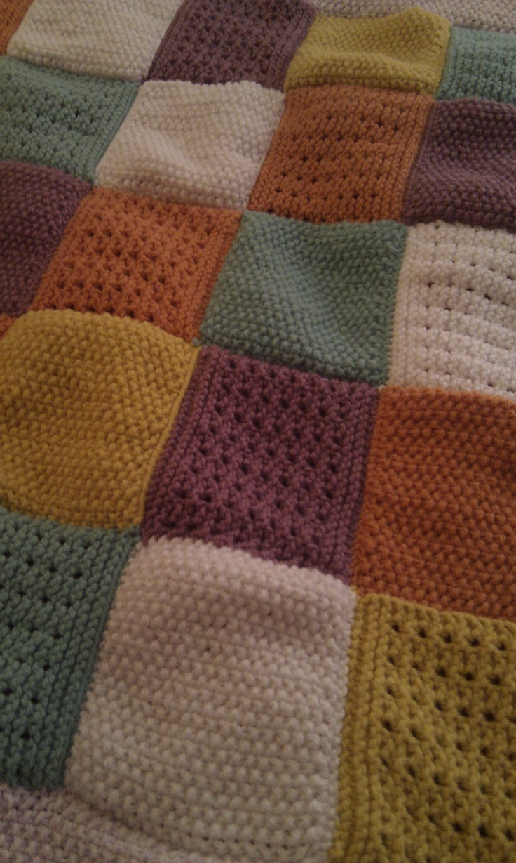 17 Best images about Knitting ? Blankets on Pinterest ...