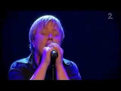 """Kurt Nilsen - """"I"""" Live  Just love this haunting ballad.  The best voice in the world!"""