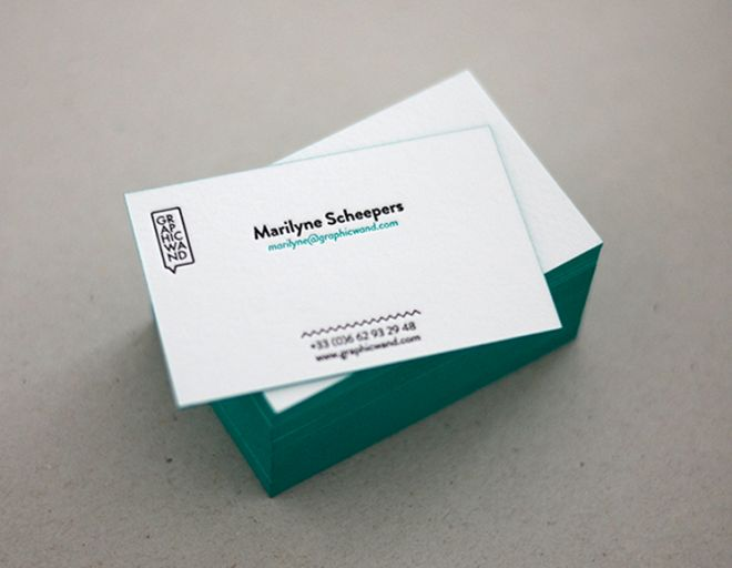 742 best Business cards images on Pinterest Business card design - name card example
