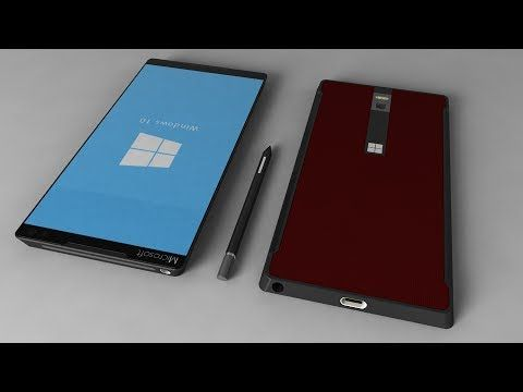 Microsoft S10 (Surface) Phone | 2018 | Concept