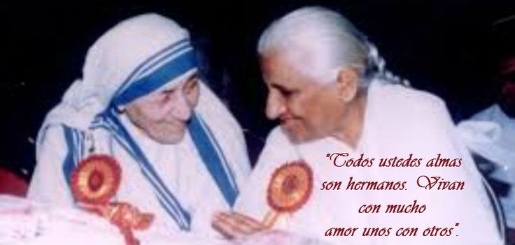 Dadi Prakashmani (Dir. de Brahma Kumaris hasta 2007 cuando dejó el cuerpo) y la…