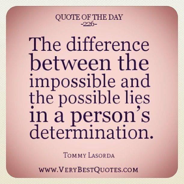 Determination Quotes. QuotesGram