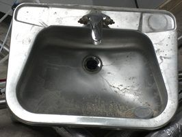 How To Remove Hard Water Stains From A Stainless Steel