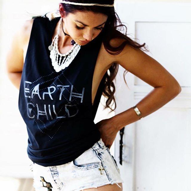 Earth Child // Boho-Chic www.threadedearth.com