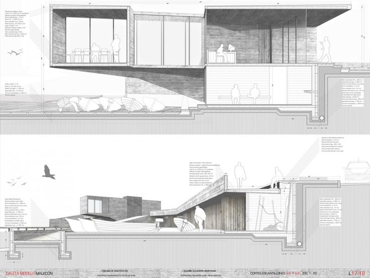 Best Interior Sections Images On Pinterest Architecture
