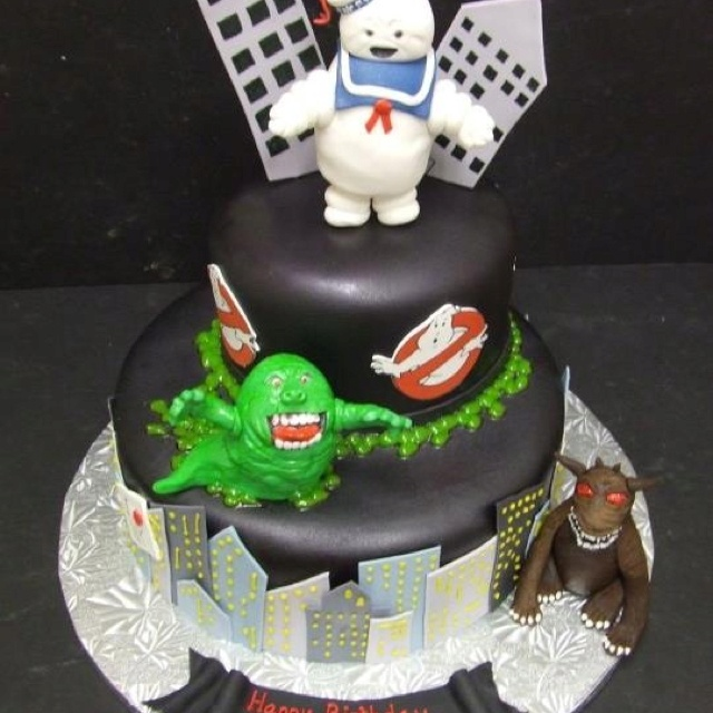 ghostbusters wedding cake ghostbusters cake ghostbusters 14679