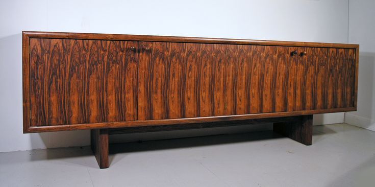 Gordon Russell rosewood sideboard 'Marlow' Martin Hall