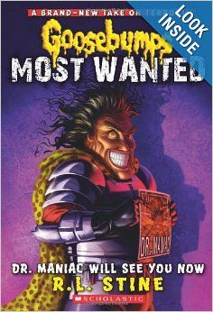 Goosebumps Most Wanted #4: Frankenstein's Dog by Stine, R.L., Good Book