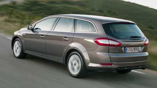 BMW Van | Der Ford Mondeo Kombi wird besonders in Deutschland erwartet © Ford
