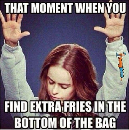 Extra Fries funny memes meme lol funny quote funny quotes humor orange is the new black Extra Fries funny memes meme lol funny quote funny quotes humor orange is the new black