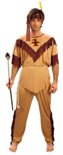 Mens Costume: Native American Warrior Reviews - http://www.cheaptohome.co.uk/mens-costume-native-american-warrior-reviews/  Mens Costume: Native American Warrior Short Description Staying in a tipi? You'll want to dress the part. Mens Costume: Native American Warrior Key Features  MENS FANCY DRESS INDIAN COSTUME SIZE: ONE SIZE COSTUME. FITS UP TO 44 CHEST INCLUDES: HEADPIECE, SHIRT, PANTS, BELT  List Price: £6.98 Price: £6.98
