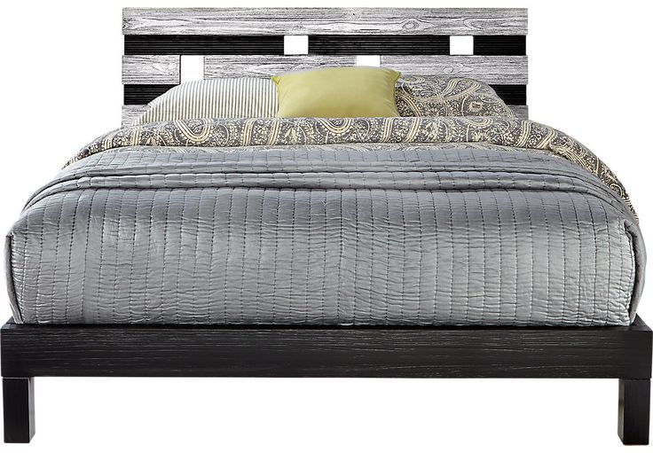 Gardenia Silver 3 Pc King Bed .549.99. 89L x 84W x 40H. Find affordable Beds for your home that will complement the rest of your furniture. #iSofa #roomstogo